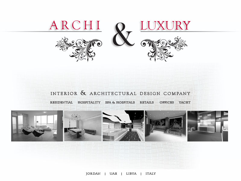 ALME - Archi & Luxury Middle East